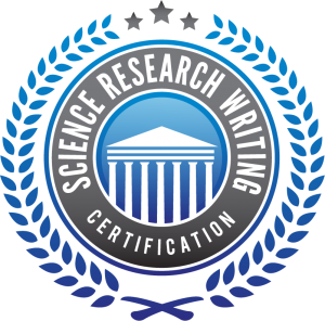 Science Research Writing Logo